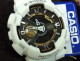 Часы Casio G-shock GA110 White gold edition в Омске