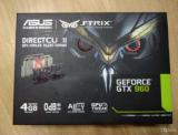 Видеокарта Asus GeForce GTX 960 strix 4Gb в Уфе