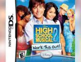 Игра для Nintendo DS High school musical 2 в Москве