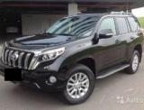 Разбор Toyota Land Cruiser Prado 150 в Калуге