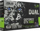 Asus GeForce GTX 1060 dual OC 6Gb в Кургане
